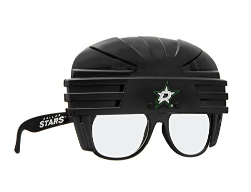 Rico Industries NHL Dallas Stars Novelty Tailgating Sunglasses