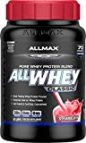 ALLMAX Nutrition AllWhey Classic Whey Protein, Strawberry, 2 lbs