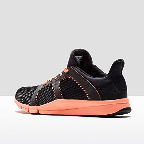 adidas ADIPURE FLEX fitness zapatos mujeres cblack-sunglo-grey