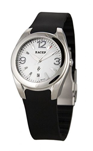 Racer Reloj Negro/Blanco