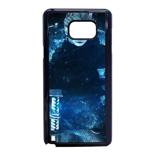 D7E75 dmc devil may cry C2B1FR coque Samsung Galaxy Note 5 cellulaire cas de téléphone couvercle coque noire ND6WCF8QR