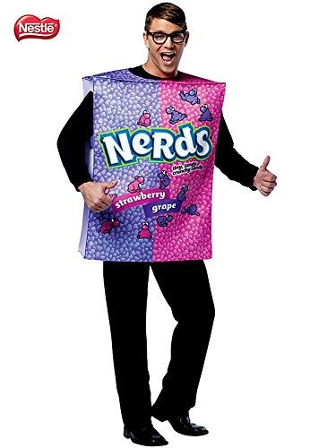 Nestle Nerds Box Costume - One Size
