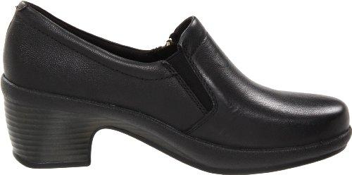 Klogs Comfort-instapper Van De Usa Dames Zwart Graan
