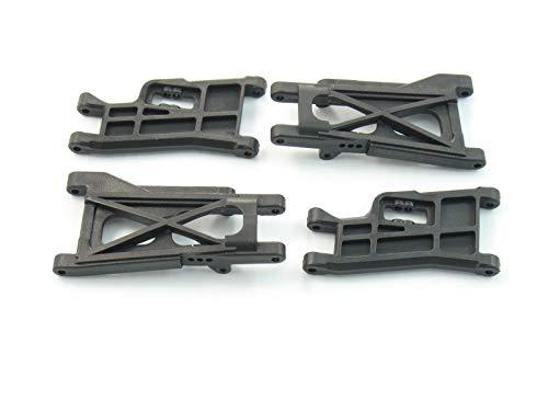 Traxxas Suspension Arms - Slash 58034-2  1/10 2wd Front & Rear Suspension A-Arms Arm 2555 & 3631 Traxxas