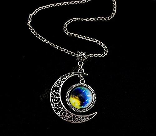 a1d8e70a3ef Moon Necklace