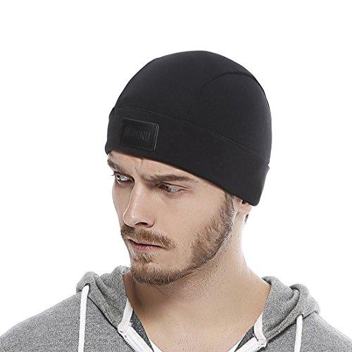 479e29123 Aegend Skull Cap, Winter Running Beanie Hat Helmet Liner Stretchable ...