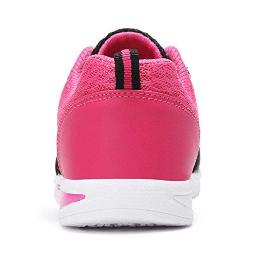 de Zapatos Peso de Transpirable Negro Zapatillas Ligero Malla Zapatos Eagsouni del Agua Secado Rápido Ocio Mujeres wxaHYHtqO