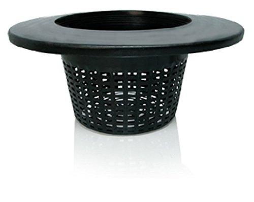 HydroFarm 6″ Wide Lip Mesh Bucket Lid Basket 10 Pack Review