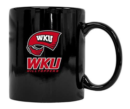 Western Kentucky Hilltoppers Black Ceramic Mug