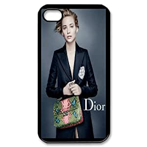 Diy Phone Cover Dior for iPhone 4,4S WEQ270221