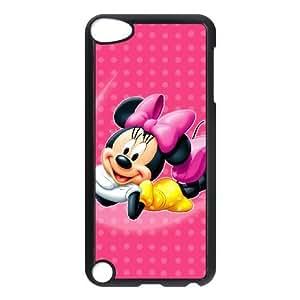 ipod 5 Black phone case Beautifully Disney Heroines Minnie Mouse DVA2664182