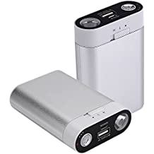 Ewarmer Hand Warmers/Power Bank 7800mAh, Rechargeable Hand Warmer, 7800mah Portable USB Hand Warmer /Power Bank 7800, Portable Battery Charger with LED Flashlight for iPhone 7/7 Plus