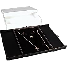 Earring Ring Necklace Bracelet Combo Gift Box Display