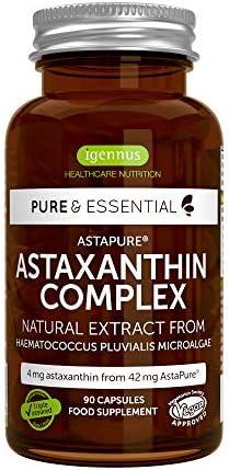 Essential Astaxanthin Delivering astaxanthin zeaxanthin