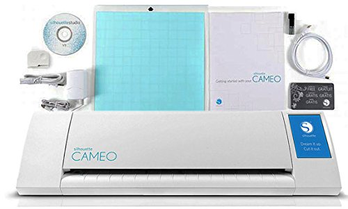 Silhouette Cameo Electronic Cutting Machine (Letter Cutting)