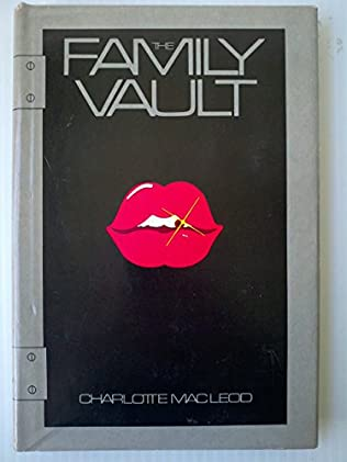 book cover of The Family Vault