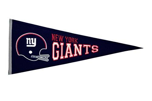 Winning Streak NFL New York Giants Throwback Pennant