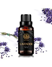 Aphrosmile Lavender Essential Oil (30ML/1oz) - 100% Lavender Myrrh Oil, Organic Therapeutic-Grade Aromatherapy Essential Oil