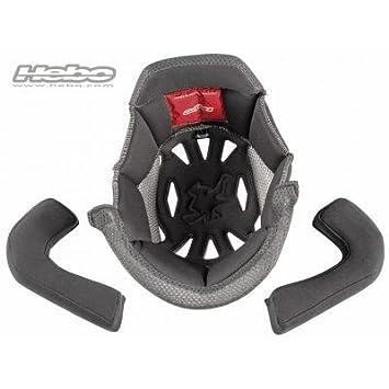 HEBO - HCR1029M/49 : Recambio interior forros interiores casco ZONE 4