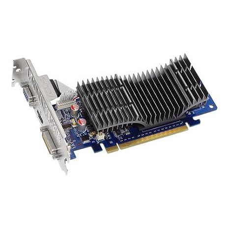 Asus GeForce EN210 SILENT/DI/512MD2(LP) - Tarjeta gráfica NVIDIA ...
