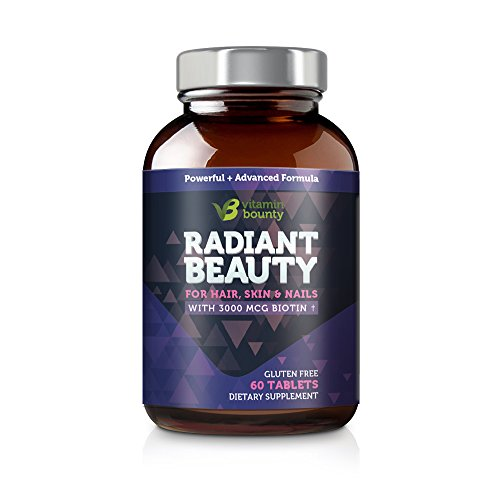 Vitamin Bounty - Radiant Beauty for Hair, Skin and Nail g...