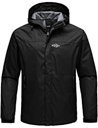 "<span class=""a-offscreen"">[Sponsored]</span>Men's Hooded Insulated Rain Jacket Waterproof Hiking Jacket"