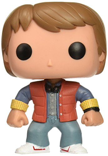 Funko POP Movie Back to The Future Marty Vinyl Figure -