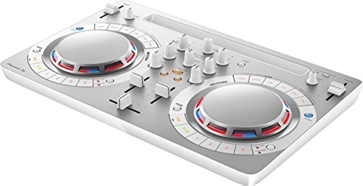 [해외] PIONEER DJ DJ콘트롤러 DDJ-WEGO4-W