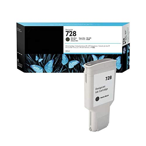 - Toner Spot Remanufactured Ink Cartridge Replacement for HP 728 F9J68A - Matte Black