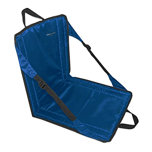 Alpine Mountain Gear Stadium Seat, Blue
