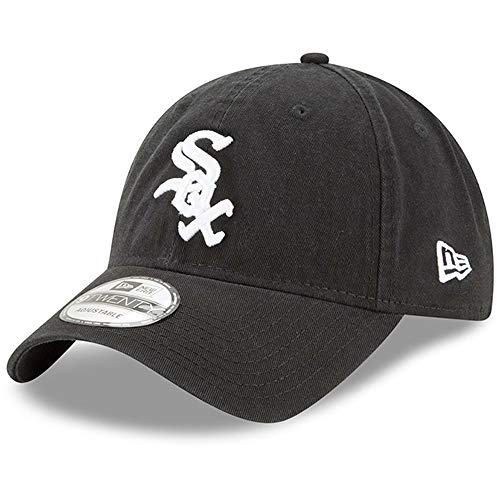 New Era Chicago White Sox Game Replica Core Classic 9TWENTY Adjustable -