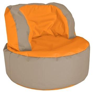 Sitzsack Scuba Bebop Orange Amazonde Küche Haushalt