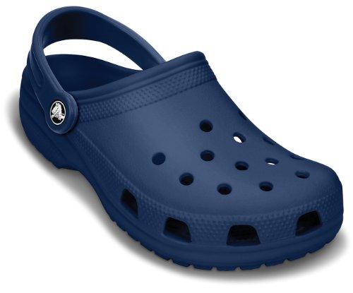 Crocs Classic (Formerly Cayman) Unisex Footwear, Size: 4 D(M) US Mens / 6 B(M) US Womens, Color: Navy