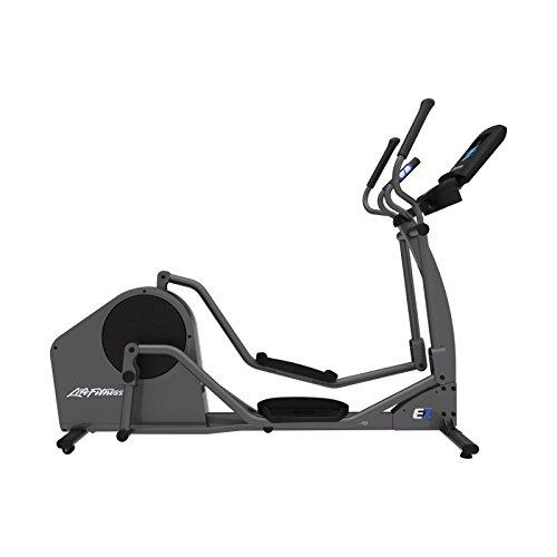 Life Fitness - bicicleta elíptica E1 con consola GO: Amazon.es: Deportes y aire libre
