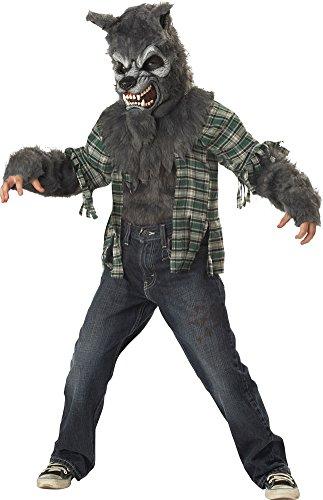 BESTPR1CE Boys Halloween Costume-Howling at Moon Kids