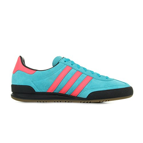 adidas Unisex Adults' Jeans Fitness Shoes Blue (Azuene / Turbo / Negbas) bAR0K7Oo