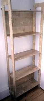IKEA LAIVA estantería de madera, estantería para libros ...