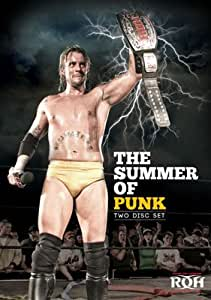 ROH - The Summer of CM Punk Double DVD Set