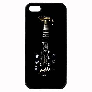 Gibson Les Paul guitar Custom Image Case iphone 4 case , iphone 4S case, Diy Durable Hard Case Cover for iPhone 4 4S , High Quality Plastic Case By Argelis-sky, Black Case New