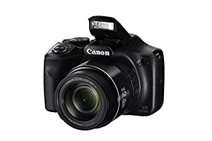 Ritz Camera Canon PowerShot SX540 HS with 50x Optical Zoom and Built-In Wi-Fi, Polaroid 32 GB Memory Card, Tripod, Spare Battery, Camera Bag and Accessory Bundle by Canon