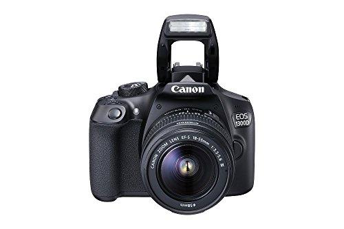 Price comparison product image Canon 1300D + EF-S 18-55 DC III,  1160C031