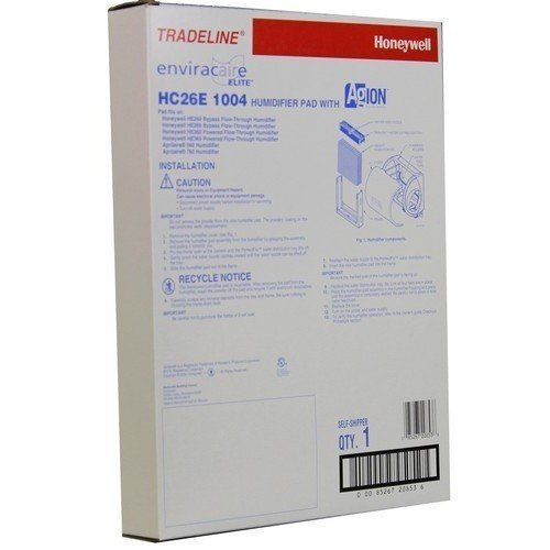 Honeywell HC26E1004 Humidifier Pad (2 Pack)