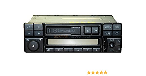 Radio Cette Stereo for Mercedes 1994 1995 1996 1997 R129 SL320 SL500 on