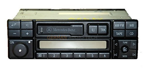 Radio Cassette Stereo for Mercedes 1994 1995 1996 1997, used for sale  Delivered anywhere in USA