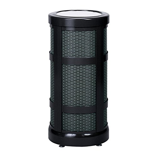 Rubbermaid Commercial Products Architek Series Decorative Sand Urn (FGA50SUBK)
