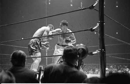 Photo Rocky Marciano Oct. 1951