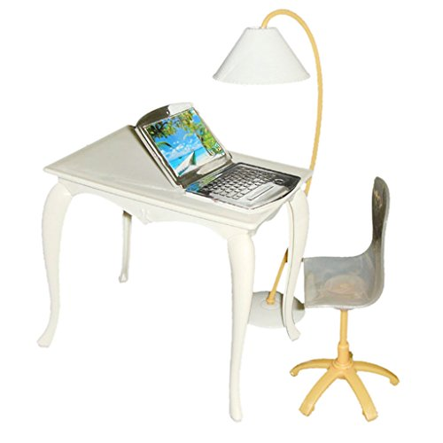 Office Furniture Computer Playset Barbie product image