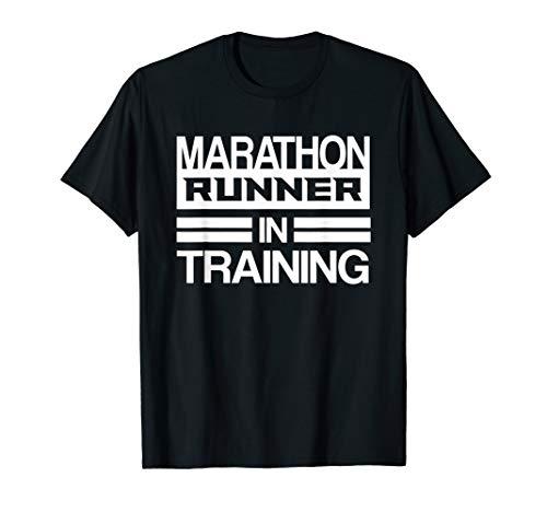 Marathon Runner Training (Marathoner Shirt Marathon Runner In Training Gifts)