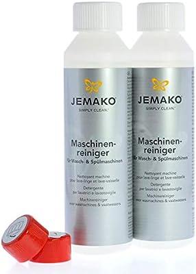 Jemako Máquina Limpiador para Lavadora y lavavajillas: Amazon.es ...