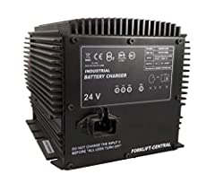This is the most common 24v charger for most Genie and Skyjack slab scissor lifts. It also fits most Genie towable lifts. This is the exact same charger you would get if you bought directly from the OEM dealer.